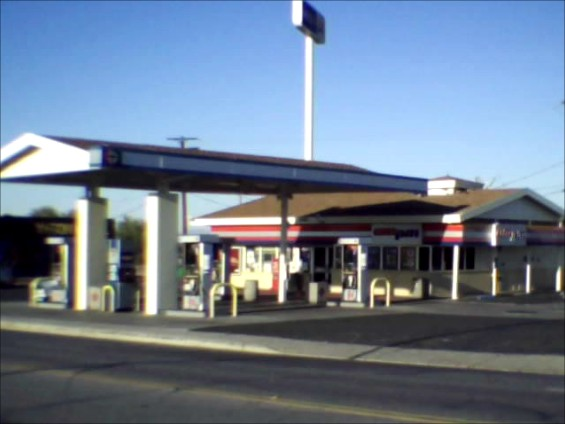 Am Pm Convenience Store And Arco Gas Station Is Closing In