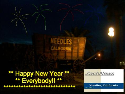 ZachNews- Happy New Year Everybody- Monday, December 31st, 2012
