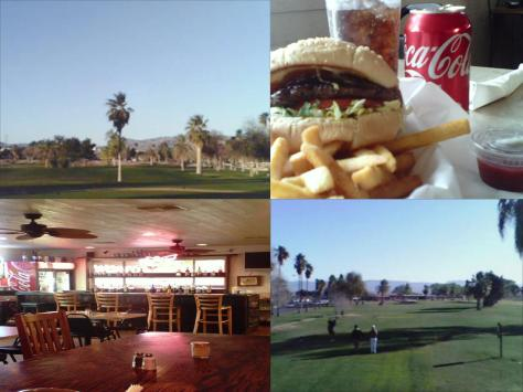 Needles, CA- Rivers Edge Golf Course and River Edge Bar and Grill- Pictures- Monday, May 27th, 2013