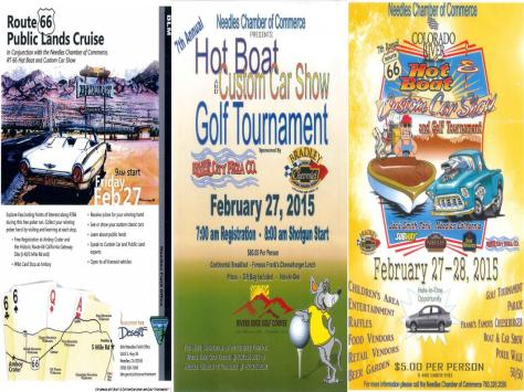 Needles, California Events- Friday, February 27th, 2015 and Saturday, February 28th, 2015