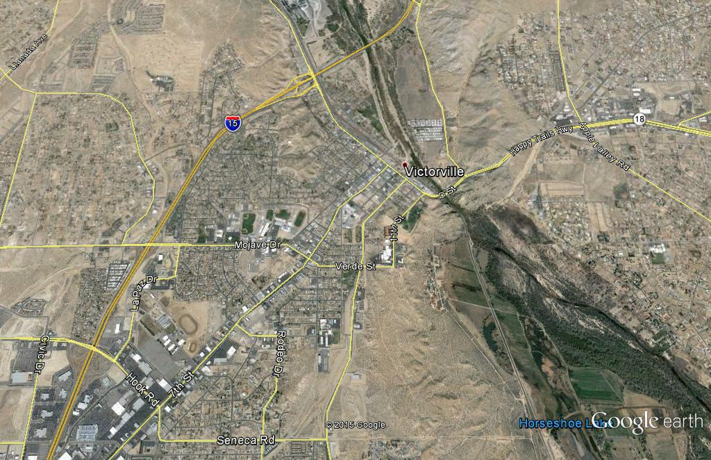 Victorville CA Detectives arrested 3 suspects in the September