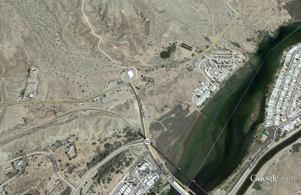 Earp CA Swimming Accident Results In The Death Of A 15 Year Old Boy From Arizona