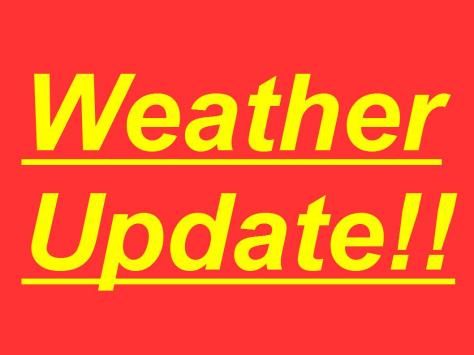 ZachNews -- Weather Update!!