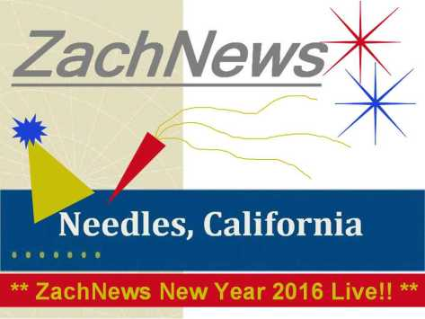 ZachNews New Year 2016 Live!!