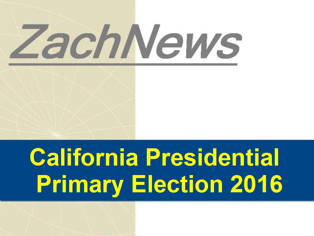 California primary date in Melbourne