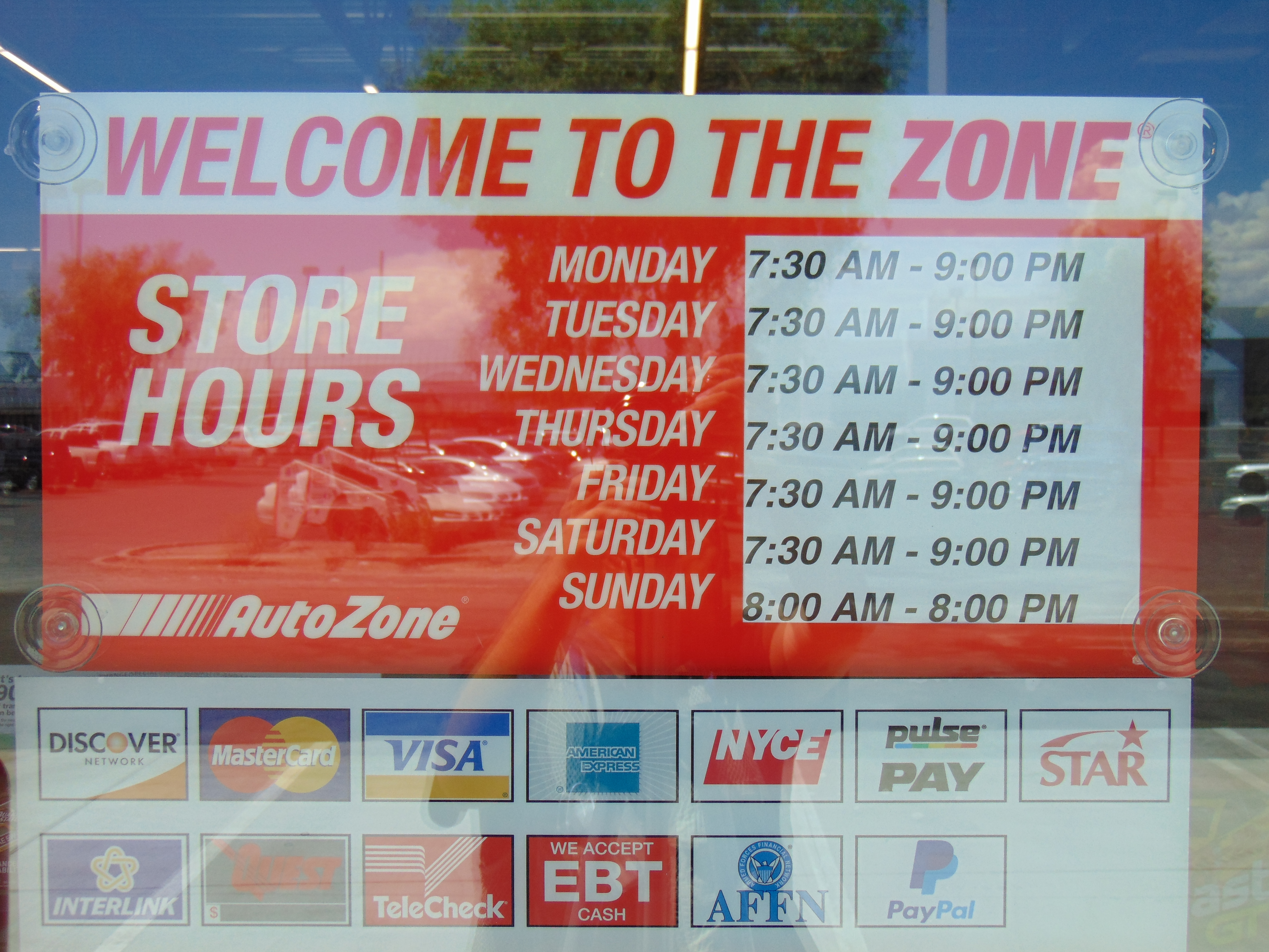 Breaking News!!: Needles, CA: New AutoZone store is open at the ...
